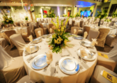 Formal Event Grand Hall