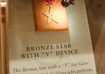 Hall of Valor: Bronze Star