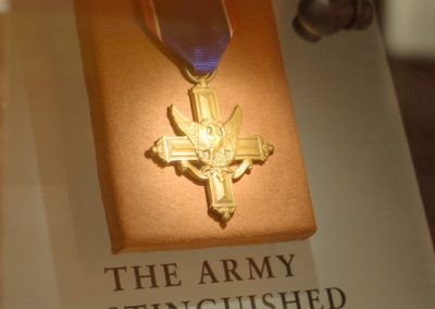 Hall of Valor: Distinguished Service Cross