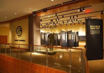 OCS Hall of Honor: Wide View