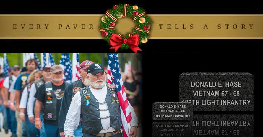 Order Holiday Pavers
