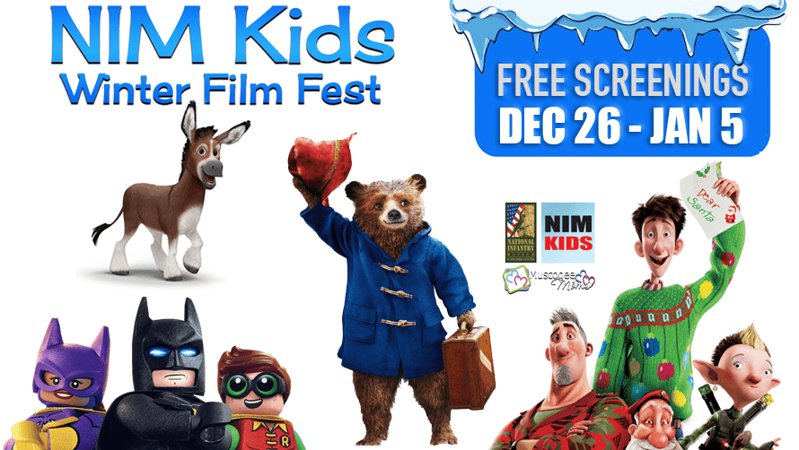 NIM Kids Free Winter Film Fest