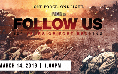 Fort Benning History on the Giant Screen!