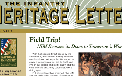 Latest Edition of The Infantry Heritage Letter