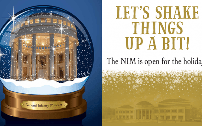 The NIM Is Open For The Holidays!